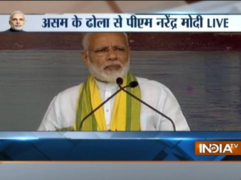 Dhola-Sadiya bridge in Assam to be named after Bhupen Hazarika, says PM Modi