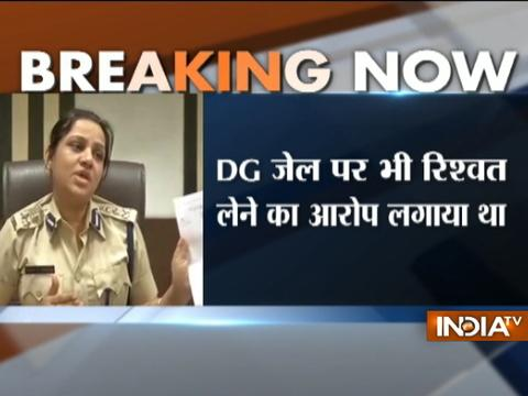 Bengaluru DIG D.Roopa transferred to traffic department.