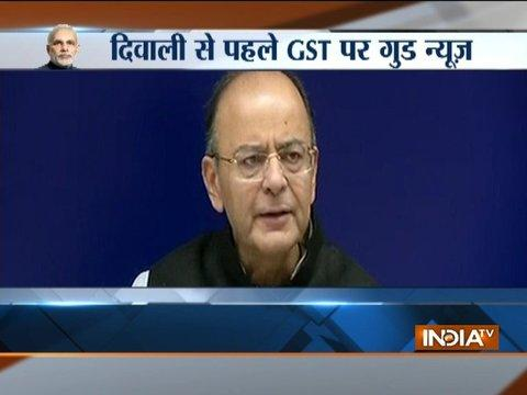GST rates on 27 items reduced: Finance Minister Arun Jaitley