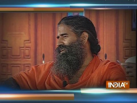 Swami Ramdev comments on being a 'sanyasi' and selling products in Aap Ki Adalat