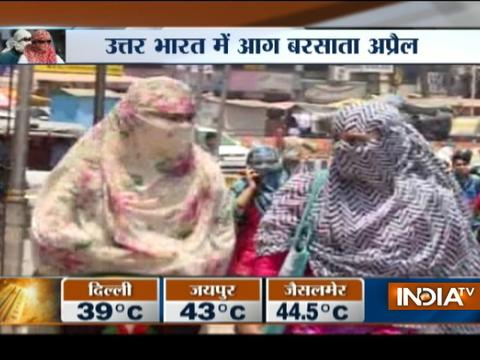 No respite from heat waves in East India