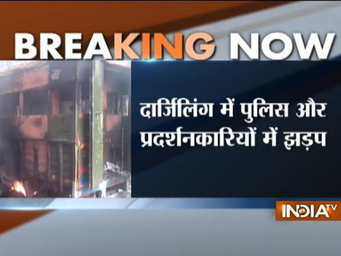 Gorkhaland Stir: 1 GJM supporter dies in police firing amid violent protest
