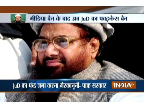Revealed: List of Financers who provide funds to Hafiz Saeed's trust