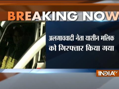 Yasin Malik arrested after mob lynches DSP Mohammad Ayoub Pandith in Srinagar