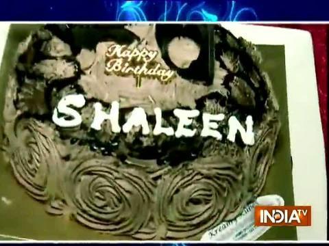 Shaleen Bhanot celebrates his birthday with SBAS team