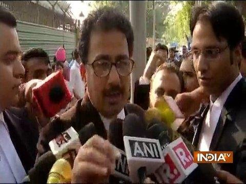 Honeypreet's lawyer addresses media after hearing on Honey Preet's bail plea