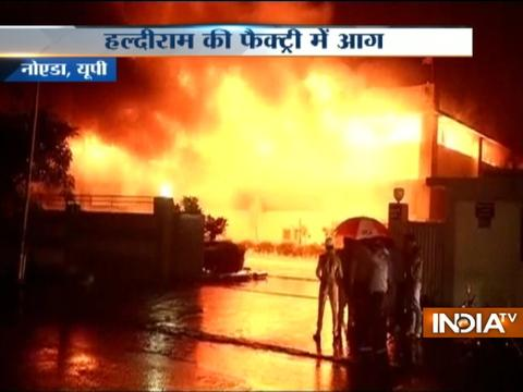 Major fire incidents in Noida, Mumbai
