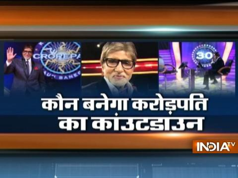 Big B's KBC to hit Television Screens from August 28