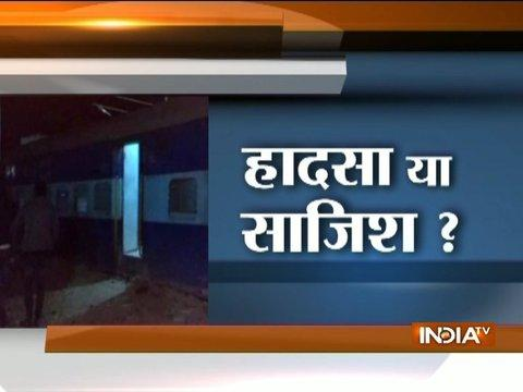 Vasco Da Gama-Patna Express derails near UP's Manikpur