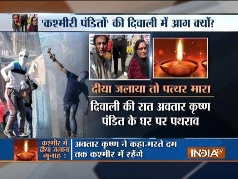 Kurukshetra: Will Kashmiri pandits live on mercy of terrorist?