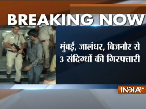 3 ISIS suspects held in Mumbai, Jalandhar and Bijnor by UP ATS