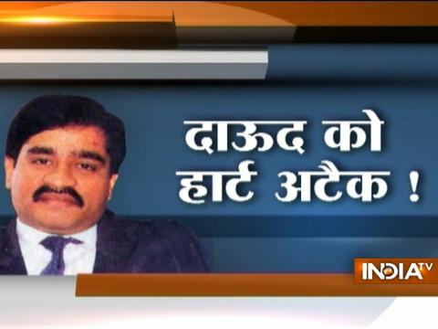 Dawood Ibrahim in critical condition after suffering massive heart attack