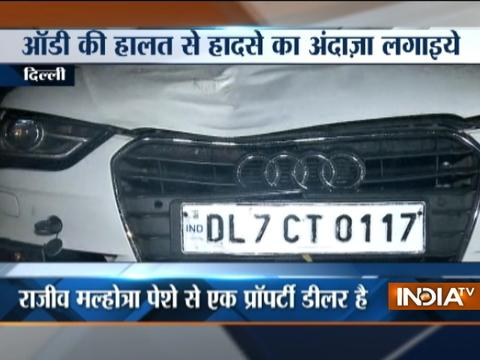 Delhi Hit & Run Case : Driver held for drunk driving, car seized