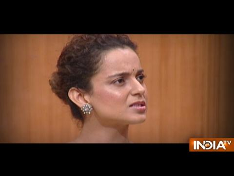 Aap Ki Adalat: Kangana Ranaut reveals what made her go through 'second death'.