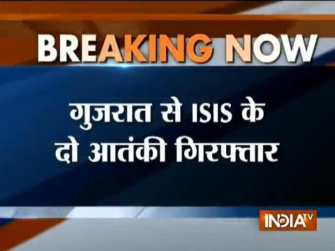 Gujarat ATS nabs two ISIS suspects from Surat