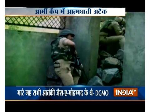Indian Army confirms Jaish-e-Mohammed hand behind Uri attack