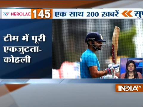 Top Sports News | 25th July, 2017 | 5:00 PM - India TV