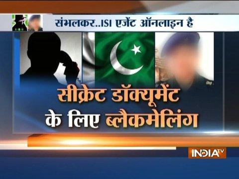 Delhi: ISI 'agent' arrested for blackmailing woman colonel