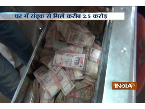 Bihar: Special Vigilance unit raids engineer's home, seizes cash and