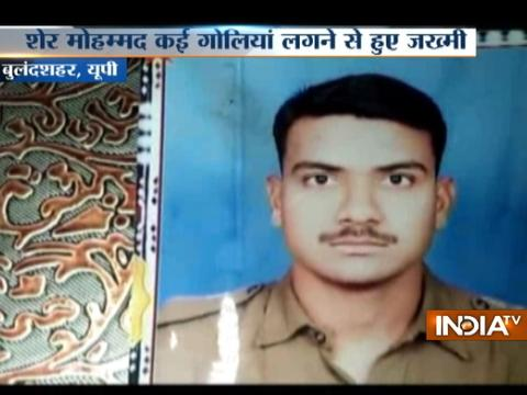 Sukma Attack: With prayers on lips, villagers throng injured CRPF Jawan's house