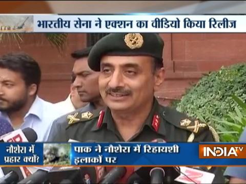 Punitive fire assaults are being undertaken across the LoC says Major General Ashok Narula