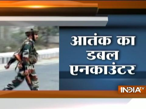 Militants lobbed grenades and opened fired at the army unit in Nagrota belt