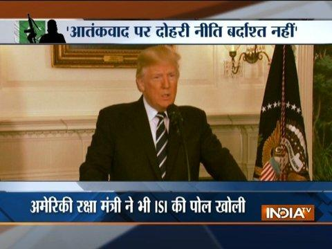 US President Trump ready for any steps if Pakistan doesn't mend its ways