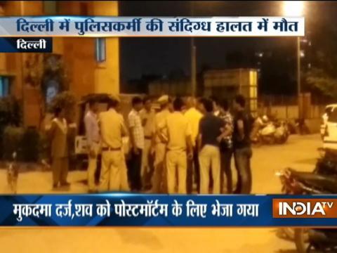 Police Head Constable found dead under suspicious conditions in Delhi's Rohini