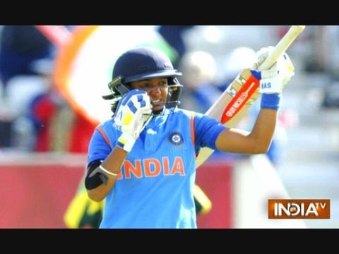 My daughter played like Kapil Dev, says Harmanpreet Kaur's father