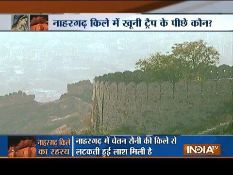 Man found hanging at Rajasthan fort