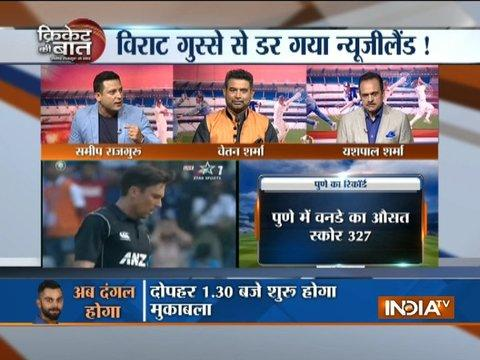 2nd ODI: Wounded India face spirited New Zealand in a must-win encounter in Pune
