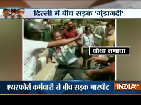 Delhi Police arrest 3 after IAF officer assaulted in Delhi's Sangam Vihar