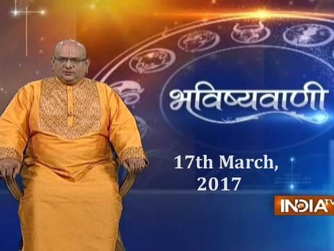 Bhavishyavani | 17th March, 2017