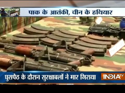 J&K: Infiltration bid foiled in Machil sector, 5 terrorists killed
