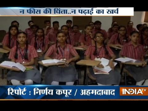 Special Report: Ahmedabad school offers free education to poor children