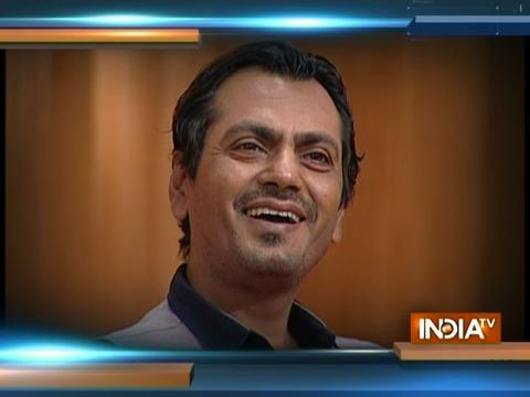 Aap Ki Adalat: Nawazuddin Siddiqui takes a jibe at his gentleman nature