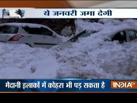 Coming week to bring in heavy rain and snowfall in Kashmir, Himachal Pradesh