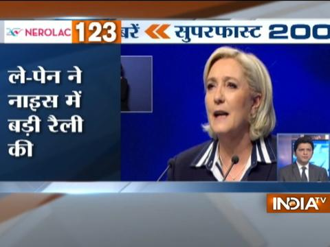Superfast 200 | 28th April, 2017, 07:30 PM ( Part 2 ) - India TV