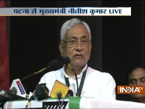 Nitish Kumar: I am constantly monitoring the flood situation in the state