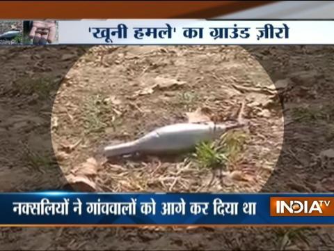 25 CRPF jawans lost their lives in Monday's Naxal attack at Chhattisgarh's Sukma