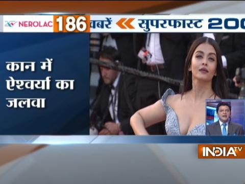 Superfast 200 | 20th May, 2017, 07:30 PM ( Full Segment ) - India TV