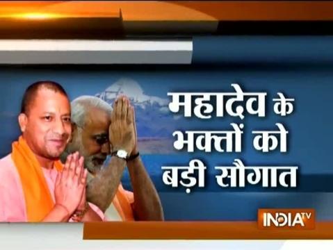Kailash Mansarovar Yatra: CM Yogi Adityanath doubles financial grant for pilgrims to Rs 1 lakh