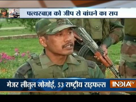 Know how Major's Gogoi's 'cool-headedness' saved lives of civilians, Army personnel