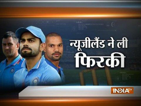 New Zealand crush India's dreams of regaining No.1 ODI spot