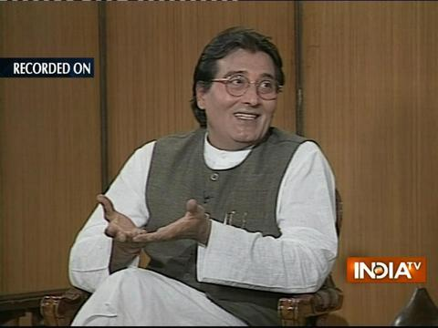 Vinod Khanna on his return to film industry from Osho Ashram