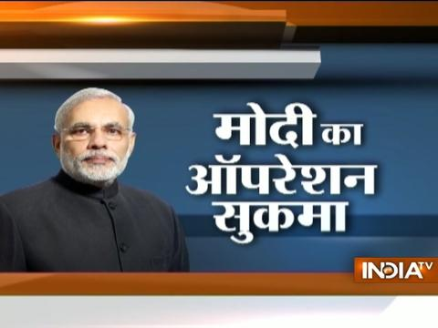 Yakeen Nahi Hota: What options PM Modi has to avenge killings of CRPF jawans in Sukma attack