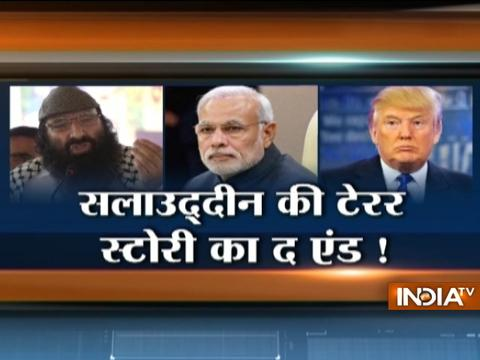 US declares HuM chief Syed Salahuddin as global terrorist