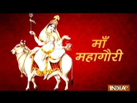 Navratri 2017: Worship Maa Mahagauri on the 8th day of Navaratri