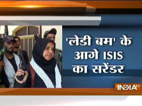 Yakeen Nahi Hota: Meet Wahida Muhammed the Iraqi woman who beheads ISIS & cook