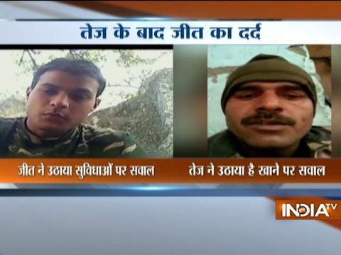Viral Video: CRPF jawan Jeet Singh uploads video; complains of less facilities